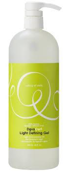 devacurl light defining gel the best vegan hair gel for your hair type