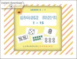 Printable Activity Book Grades K 1 Addition And Subtraction With Number Lines Printable