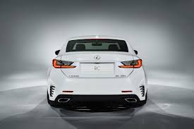 lexus rc 300 f sport review 2015 lexus rc rc f tested autoevolution