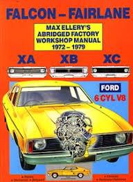 ford falcon xg ute workshop manual 28 images car repair