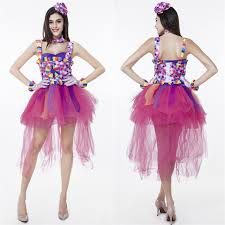 Fairy Halloween Costumes Women Candy Fairy Halloween Costume Promotion Shop Promotional Candy