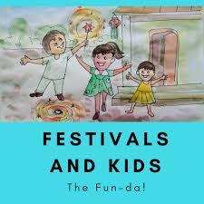 importance of festivals for children