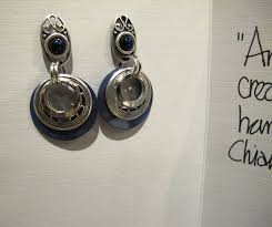 michael richardson earrings jewelry