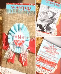 marvelous western bachelorette party invitations features party