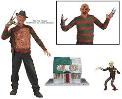 Nightmare On Elm Street Part 3 And Part 4 Figures By Neca The