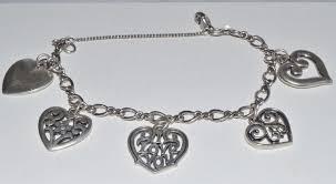 double heart charm bracelet images Clever ideas james avery heart jpg