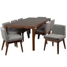 modern 9 piece dining room sets allmodern
