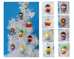 south park ornaments featuring 8 ornaments with eric