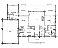 log home floor plans log home floor plan south fork dream