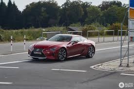 lexus lc 500 australia price lexus lc 500 2 october 2016 autogespot