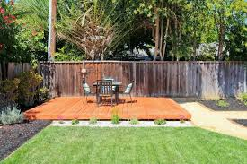 Deck In The Backyard 26 Floating Deck Design Ideas