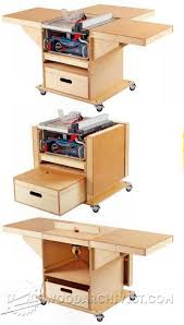 how to build a table saw workstation 3091 table saw and router workstation plans router table saw http