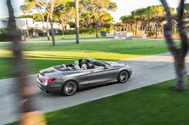 2017 mercedes benz s class cabriolet gets detailed w videos