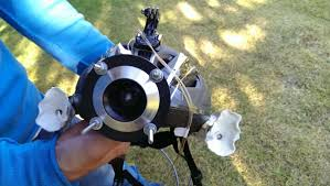 Echolocation For The Blind Ultrasonic Helmet Lets Anyone U0027see U0027 Like A Bat Popular Science