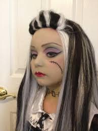 Monster High Frankie Stein Halloween Costume by Frankie Stein Halloween Costume Party Monster High Hannah U0027s