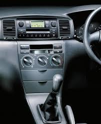 Toyota Corolla 2001 S Front Panel Toyota Corolla T Sport 3 Door Uk Spec U00272001 U201304