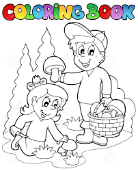 coloring book kids 3276