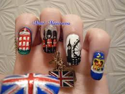 best of british london nail art nail art gallery