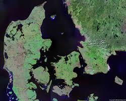 Map Of Denmark Denmark Map And Satellite Image