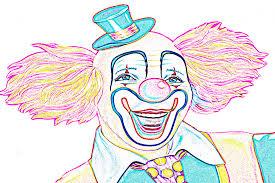clown images public domain pictures page 1