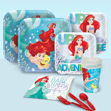 mermaid party supplies mermaid birthday party supplies theme party packs