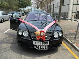 wedding bentley hong kong wedding car package for 8 hours from long term 1999