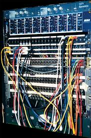 home theater wire management the basics of patchbays patchbay basics tape op magazine