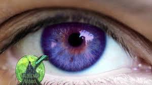 purple eye color change your eye color to dark blue purple fast biokinesis
