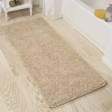 Luxe Microfiber Chenille Bath Rug Ivory U0026 Cream Bath Rugs U0026 Mats You U0027ll Love Wayfair