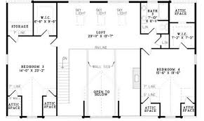 4 bedroom log home plans awesome house plans 4 bedroom 3 bath pictures house plans 55772