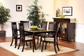 The Amish Home Furniture GalleryEnglish Shaker Dining Room Furniture - Shaker dining room chairs