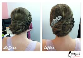 makeup artists needed babydoll weddings hair stylist featured on groom