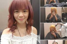hair blessing rebond review follicle salon ngee ann city best hair salon reviews in singapore