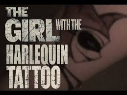 with the harlequin tattoo the joker blogs faux teaser the