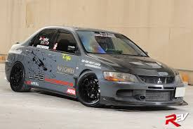 mitsubishi grey the grey streak mitsubishi evolution 9