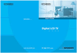 hyundai flat panel television q321 user guide manualsonline com