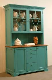 simple lovely kitchen hutches best 25 hutch decorating ideas on