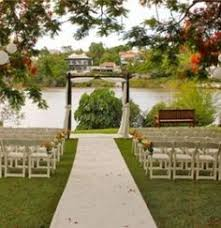wedding backdrop brisbane toowong rowing club wedding ceremony backdrop brisbane celebrant