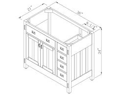 Handicap Vanity Height Bathroom Vanity Cabinet Dimensions Bathroom Cabinet Measurements