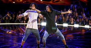 halloween dance background les twins wow u0027world of dance u0027 crowd with fast paced hip hop number