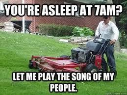 Lawn Mower Meme - funny lawn mower joke meme picture such a hoot pinterest