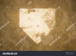 baseball home plate home base stock photo 610572734 shutterstock