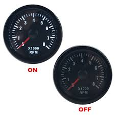 amazon com tachometers gauges automotive