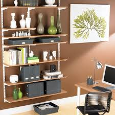 Desk And Shelving Units 51 Cool Storage Idea For A Home Office Shelterness