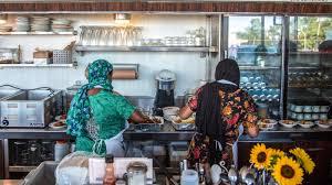 Summer Garden Food Manufacturing - this garden connects bangladeshi women with restaurants u2014 and each