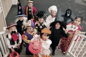 do kids trick or treat in apartment communities camdenliving