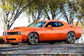 Dodge Challenger Orange - 2009 supercharged dodge challenger u2013 sold