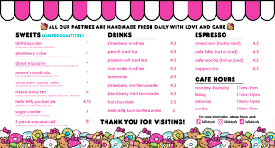 squeal alert kitty opening permanent mini cafe westfield
