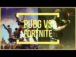 pubg vs fortnite player unknown s battleground vs fortnite s battle royale