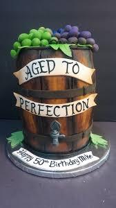 themed cakes wine barrel cake le bakery